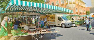Stuttgart Vaihingen Wochenmarkt