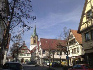 Innenstadt Renningen