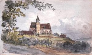 Eglosheim 1850