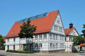 Fachwerkhäuser am Alten Schulplatz