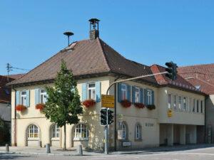 Rathaus Hochdorf