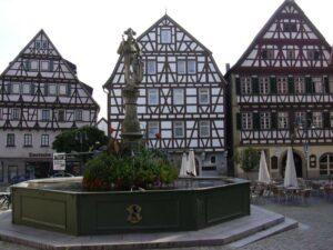 Leonberger Marktplatz